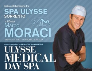 La prima MEDICAL SPA in Penisola Sorrentina