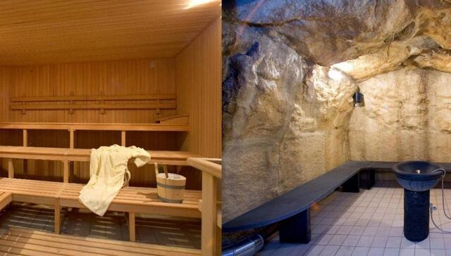 Benefici Sauna Bagno Turco.Spa A Sorrento Centro Benessere Spa Massaggi E